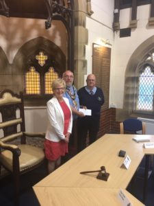 Large and Small Grants - Northwich Town Council
